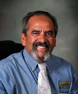 Public Works Superintendent Sal Morales